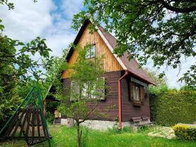 Prodej, chata 2+1, 40 m2, Olomouc - Černovír