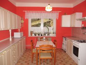 Prodej, rodinný dům, 5+2, 298 m2, Kraslice, ul. Pod vrchem