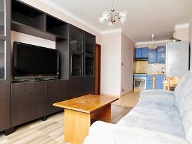 Flat 2+kk for rent, 45 m2, Praha 4, Praha, Kosmická
