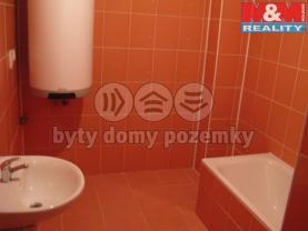 Koupelna 1.1 (Pronájem, byt 3+kk, II.NP, 78m2, Brozany n/Ohří), foto 2/10