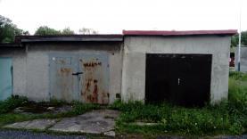 Prodej, garáže, 61 m2, Ostrava, ul. Sionkova