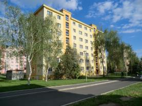 Prodej, byt 2+1, 55 m2, OV, Most, ul. Jaroslava Vrchlického