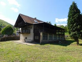 Prodej, rodinný dům, Okounov, Kotvina