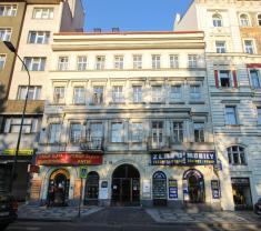 Podnájem, obchodní prostor, 61 m2, Praha, Karlovo náměstí