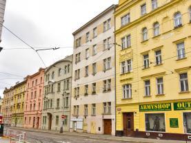 Pronájem, obchodní prostor, 147 m2, Praha - Na Zámecké