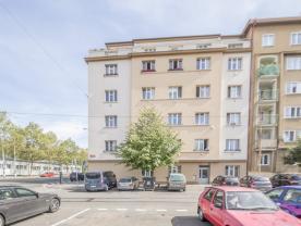 Prodej, byt 1+kk, 25 m2, Praha 3, DV, ul. Loudova