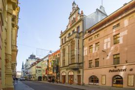 Prodej, byt 2+kk, 63 m2, České Budějovice, ul. Karla IV.