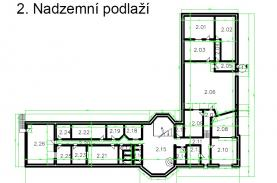 (Office facilities for rent, Jindřichův Hradec)