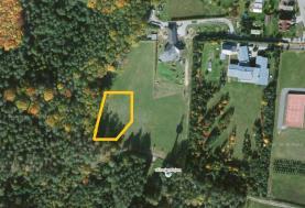 Prodej, stavební pozemek, 1602 m2, Býšť - Hoděšovice