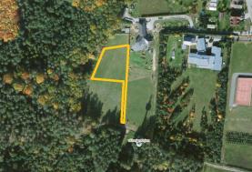 Prodej, stavební pozemek, 2458 m2, Býšť - Hoděšovice