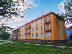 Prodej, byt 2+1, 51 m2, OV, Chomutov, ul Selská