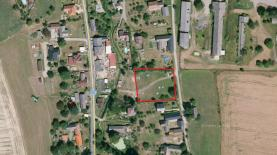 Building lot, 2812 m2, Trutnov, Doubravice