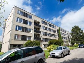 Flat 1+1, 35 m2, Jihlava, Zahradní