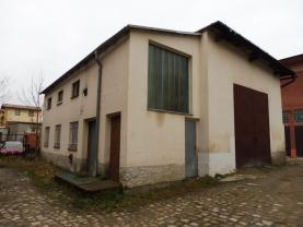 Pronájem, výrobní objekt, Jablonec nad Nisou, ul. Podhorská