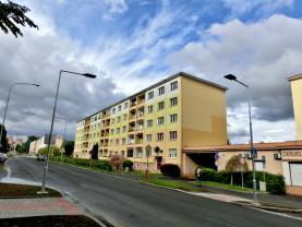 Flat 2+1, 55 m2, Chomutov, Kadaň, Chomutovská