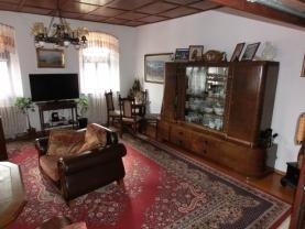obývací pokoj (Prodej, rodinný dům, 235 m2, Klášterec n/O., ul. Chomutovská), foto 2/23
