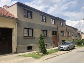 Prodej, rodinný dům, Písek, ul. Vinařického