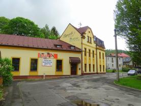 Retail premises for rent, Cheb, Mariánské Lázně