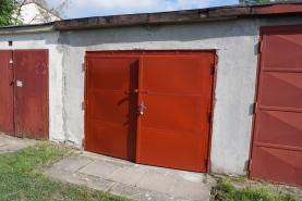 Prodej, garáž, 20 m2, Pardubice - Popkovice