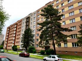 Flat 2+1, 50 m2, Ostrava-město, Ostrava, Heyrovského