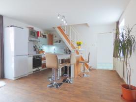 Flat 3+kk, 82 m2, Břeclav, Strachotín, Osvobození
