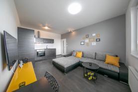 Flat 2+kk for rent, 54 m2, Ostrava-město, Ostrava, Důlní