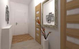 Flat 3+1, 63 m2, Karviná