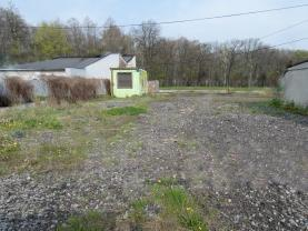 Industrial land for rent, 774 m2, Ostrava-město, Ostrava
