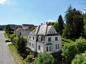 Prodej, rodinný dům, Jablonec nad Nisou, ul. Vilová