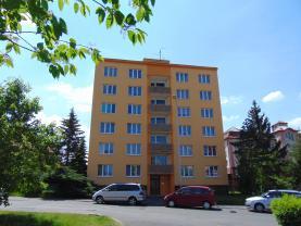 трехкомнатная квартира, 64 м2, Louny, Žatec, Šafaříkova