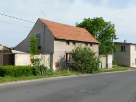Prodej, rodinný dům 2+1, 667 m2, Beřovice