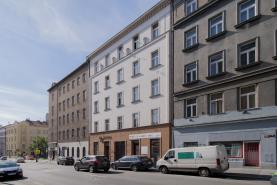 Flat 1+kk for rent, 30 m2, Praha 3, Praha, Koněvova