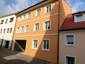 Flat 1+kk for rent, 39 m2, Litoměřice, Svatováclavská