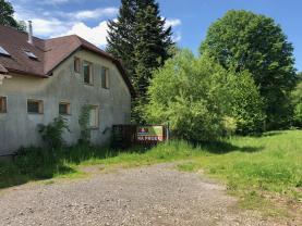 Prodej, rodinný dům, 362 m2, Brušperk, ul. Fryčovická