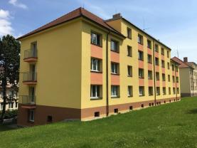 Flat 1+1, 39 m2, Český Krumlov, Vyšehrad