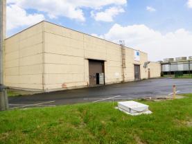 Pronájem, výrobní objekt, 3646 m2, Kadaň, ul. Prunéřovská