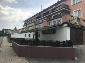 Pronájem, restaurace, 261 m2, Komárov