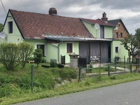 Prodej, rodinný dům 3+1, Horní Hoštice