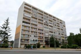 Pronájem, byt 1+kk, Hradec Králové, ul. Třebechovická