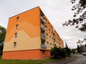 Pronájem, byt 2+1, 62 m2, OV, Kadaň, ul. Na Podlesí