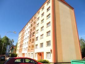 Prodej, byt 2+1, 55 m2, Habartov, ul. Karla Čapka