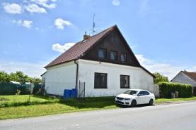 Prodej, rodinný dům 4+2, Bechyně - Senožaty u Bechyně