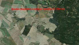 Prodej, pole, 37783 m2, Hostim