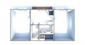 Prodej, byt 2+1, 85 m2, Přerov, ul. nábř. Dr. Edvarda Beneše