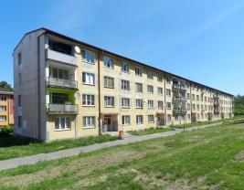 Prodej, byt 2+1, 55 m2, Bukovany