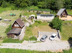 Prodej, chata, Kozlovice