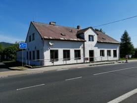 Prodej, restaurace, 357 m2, Kfely, okr. Karlovy Vary