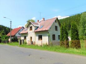 Prodej, rodinný dům, 5+kk, 186 m2, Rotava, ul. Kraslická