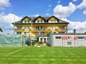 Prodej, byt 1+kk, 42 m2, Tábor, ul. Sportovní