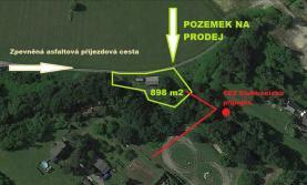 Prodej, pozemek, 898 m2, Bohumín, ul. Zborovská